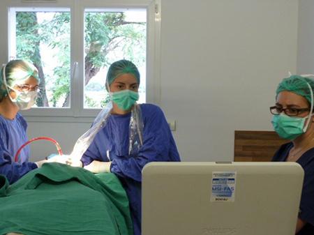 Chirurgie échoguidée
